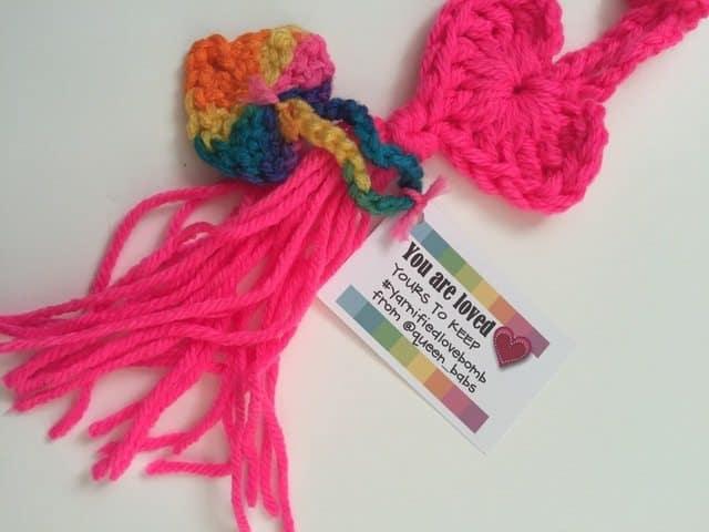 queen_babs crochet heart
