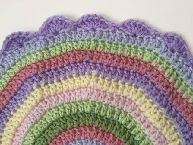 queen_babs crochet mandala 2