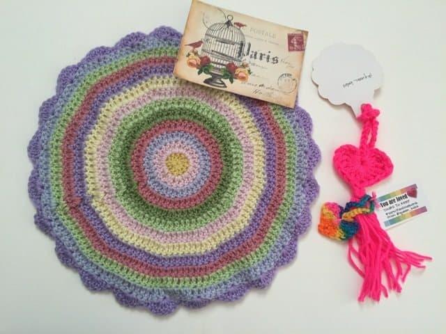 queen_babs crochet mandala