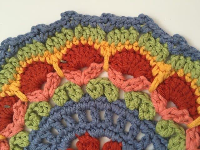richele crochet mandala 5