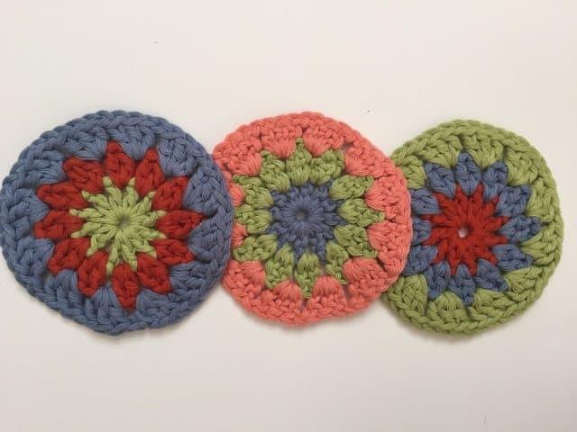 richele crochet mandalas for marinke