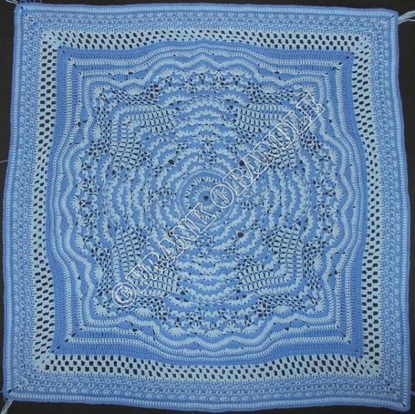 rings of change square crochet pattern
