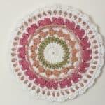 rosalind crochet mandala 1