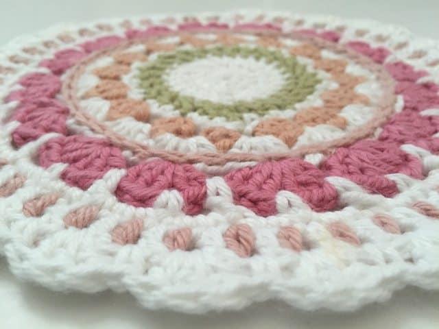 rosalind crochet mandala 3