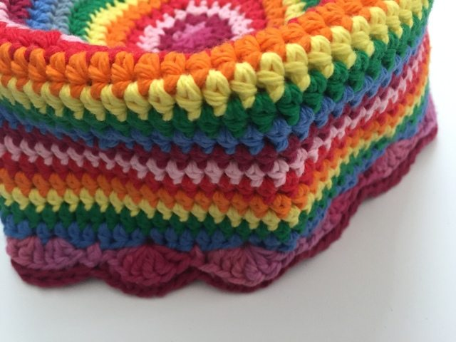 ruth crochet hat