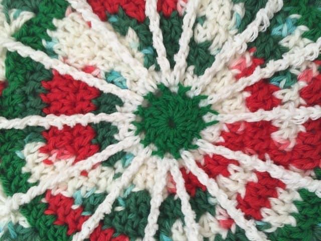 ruth crochet mandala 2