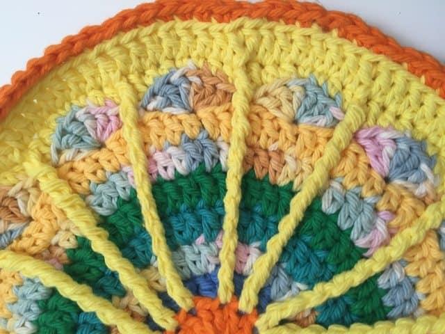 ruth crochet mandala 3