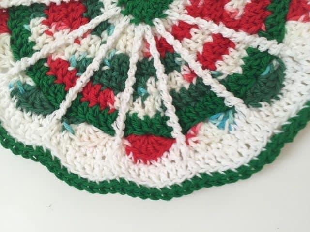 ruth crochet mandala 4