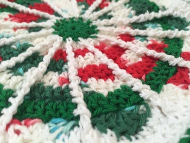 ruth crochet mandala 6