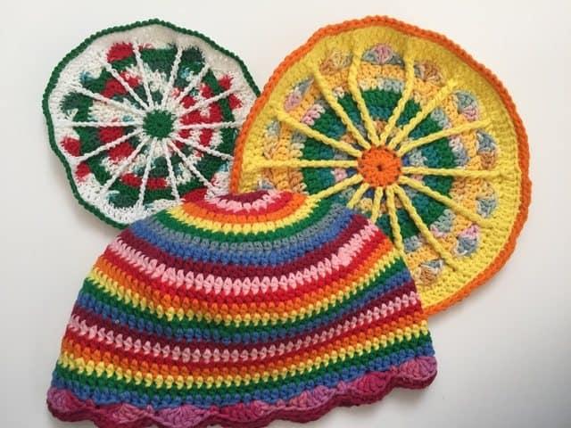 ruth crochet mandalasformarinke
