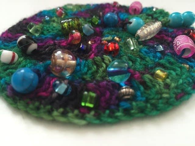 susan crochet mandala for wink