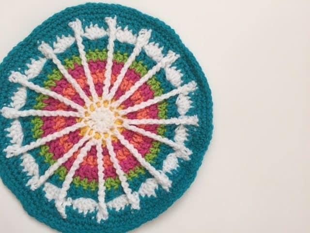 temesia crochet mandala 5