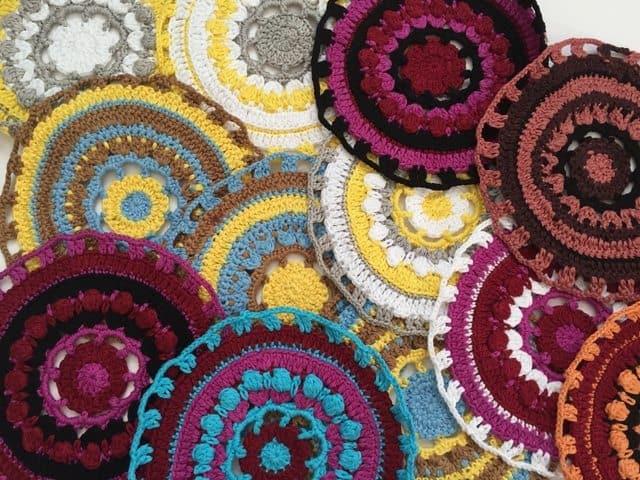 vaidehee crochet mandalas 3