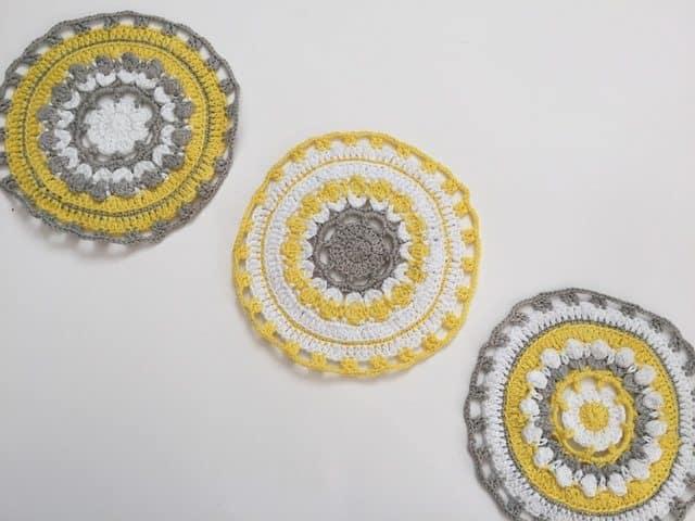 vaidehee crochet mandalas 4