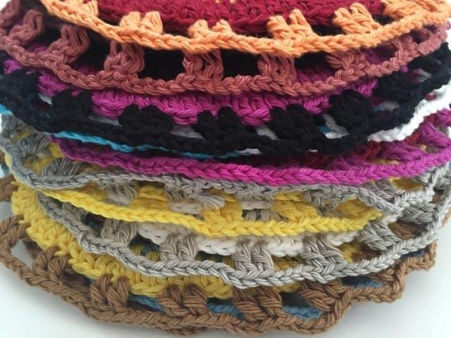 vaidehee crochet mandalas 5