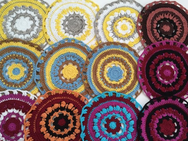 vaidehee crochet mandalas for marinke