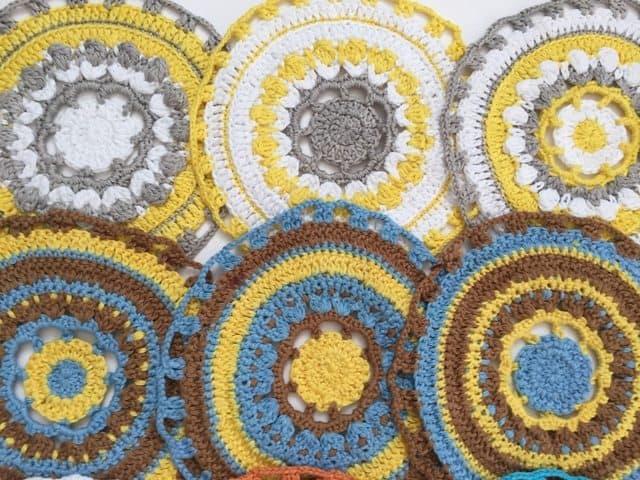 vaidehee crochet mandalas for wink