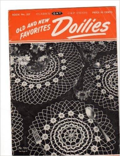 1944 crochet doilies book