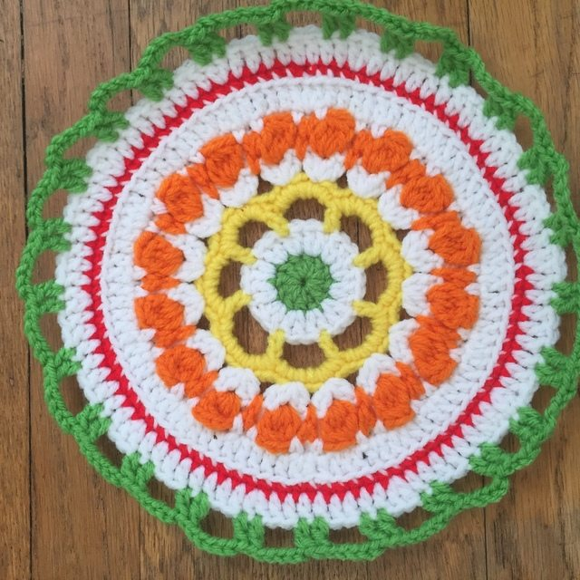andrea crochet mandalas for marinke