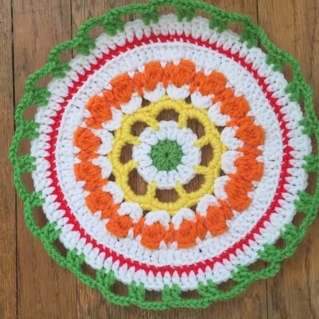 andrea crochet mandalas for marinke
