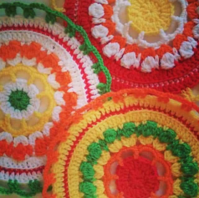 andrea crochet mandalas for wink