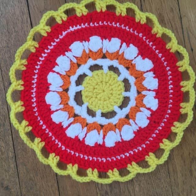andrea crochet mandalas