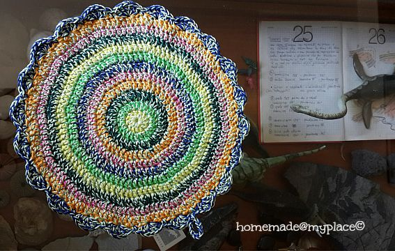 crochet mandala by alessandra