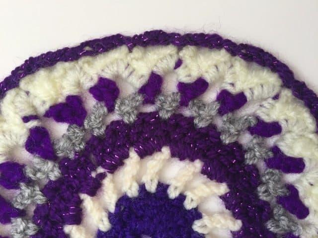 crochet mandala for wink 10