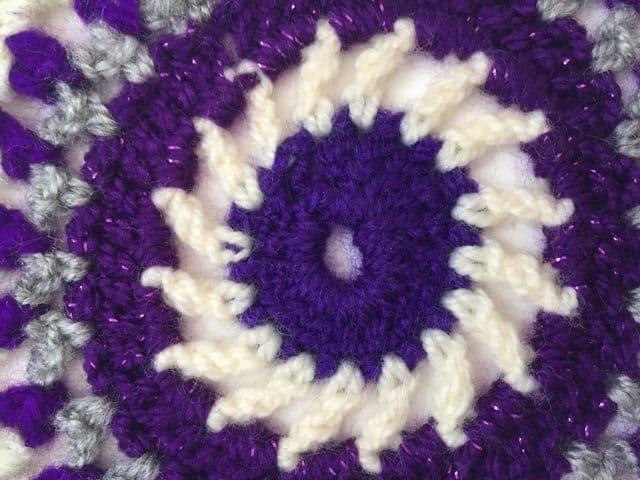 crochet mandala for wink 11