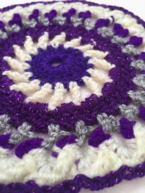 crochet mandala for wink 13