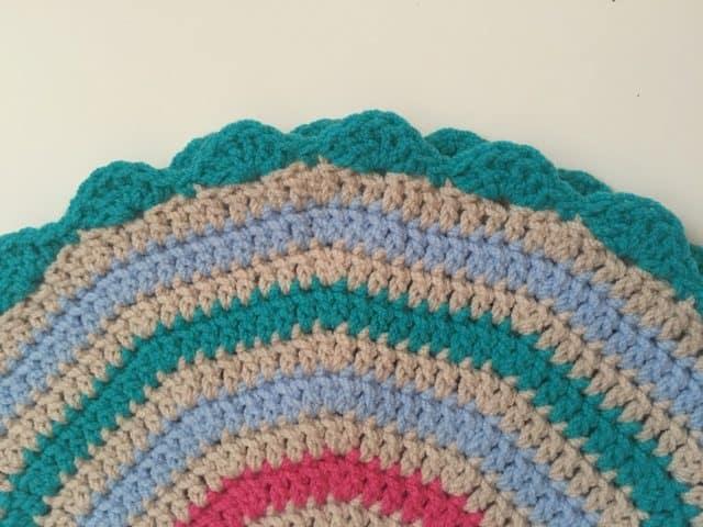crochet mandala for wink 2
