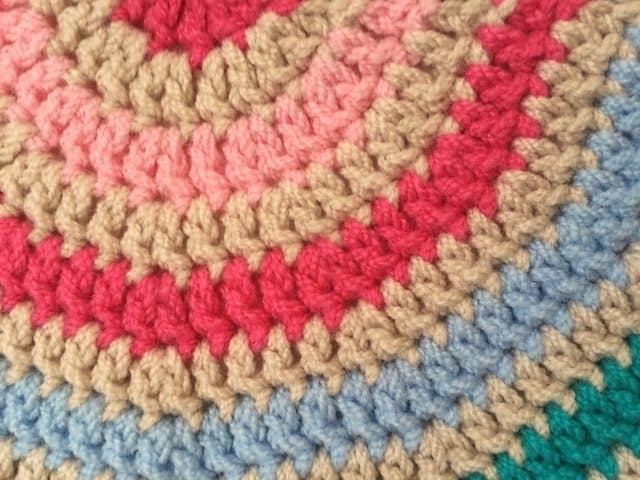 crochet mandala for wink 4