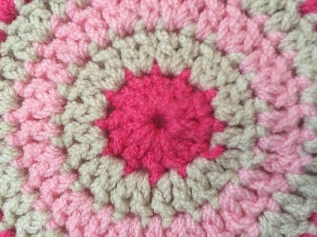 crochet mandala for wink 5
