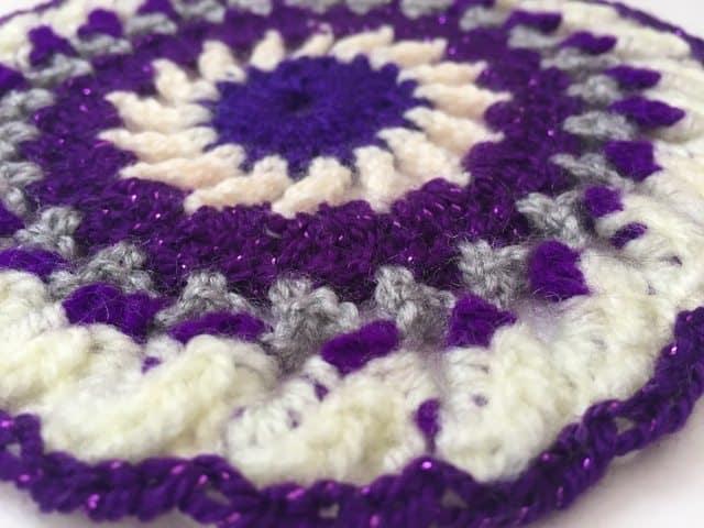 crochet mandala for wink 9