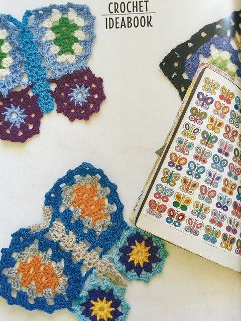 make your own ideabook crochet 7