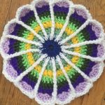 nicole crochet mandalas for marinke