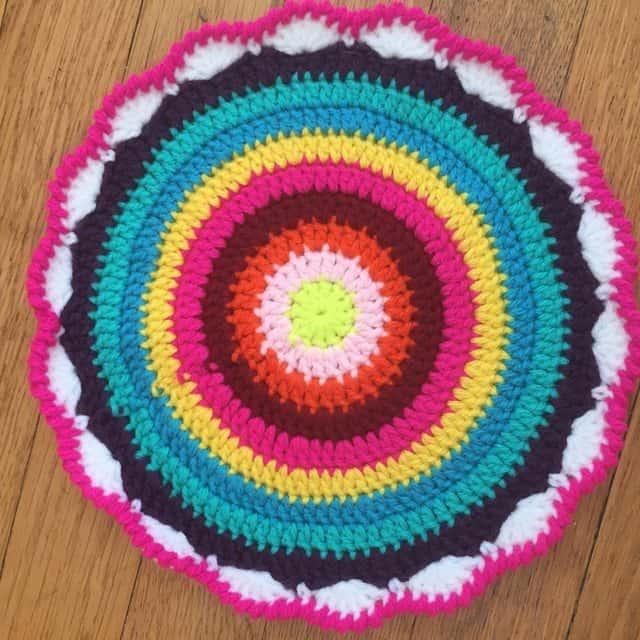 patrizia crochet mandala