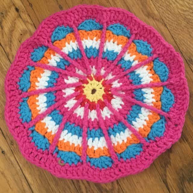victoria crochet mandalasformarinke