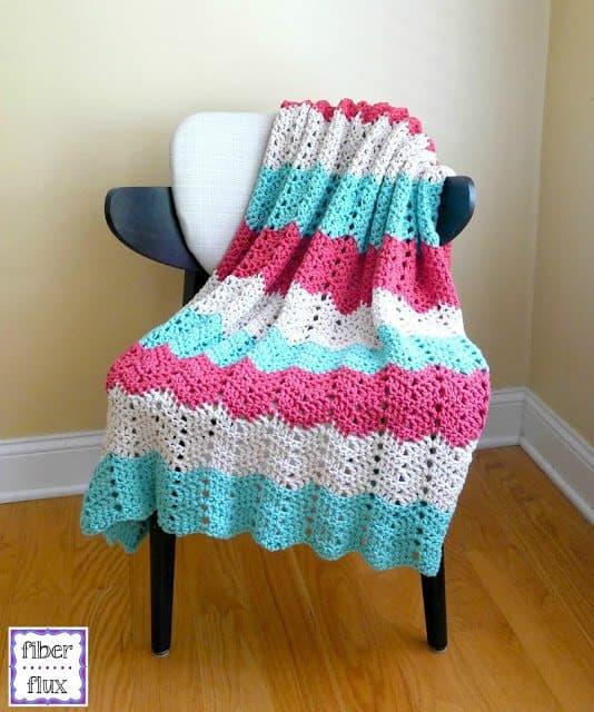 blanket free crochet pattern