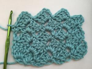 crazy crochet stitch