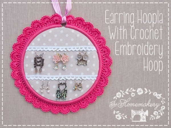 crochet embroidery hoop