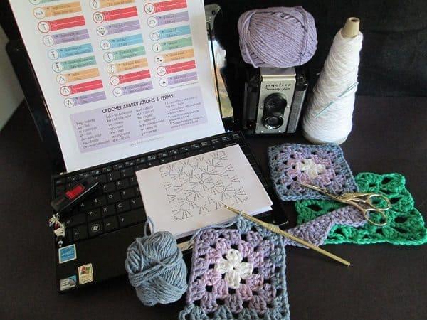 Crochet Pattern Writer : Crochet Blog Roundup: July in Review