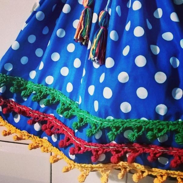 free crochet edging pattern