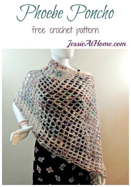 20+ Fabulous Jessie At Home Crochet Patterns