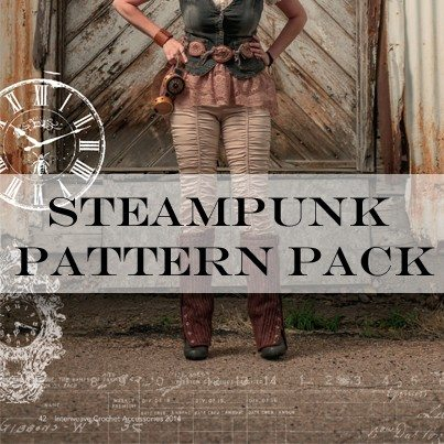 steampunk crochet patterns