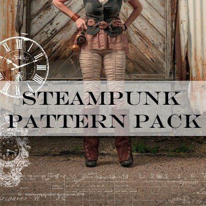 steampunk haak patronen