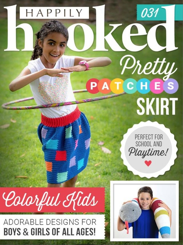 happily hooked digital magazine