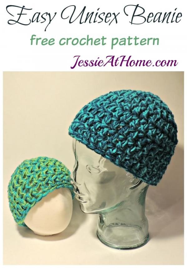 crochet-beanie-free-pattern