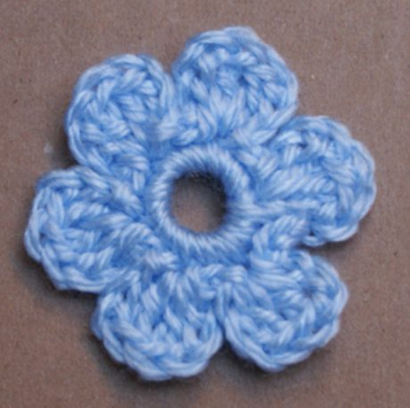 crochet-flower-free-pattern