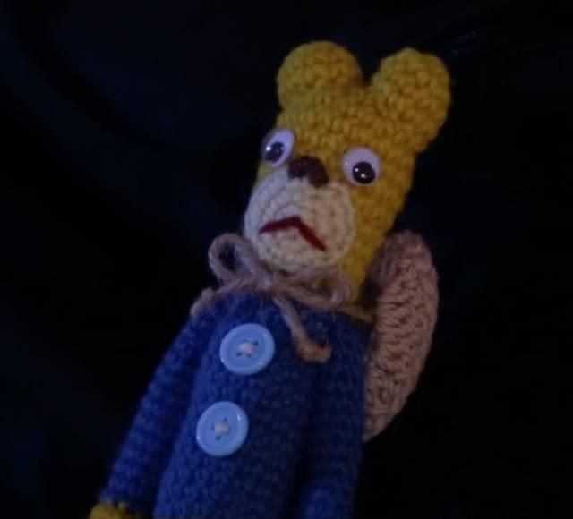 crochet-doll